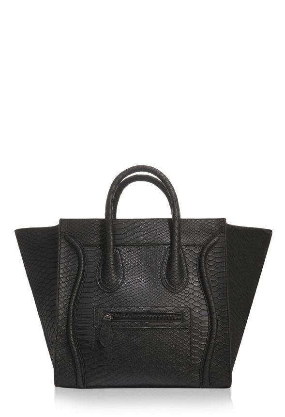 Just bought this gorgeous bag!  14.95 Parisian - JustFab..celine dupe 9d5252ce99f