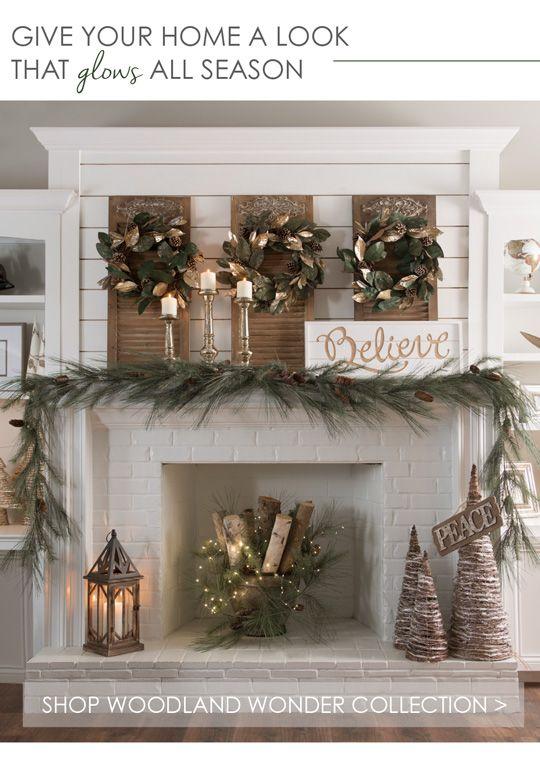 Woodland Wonder Christmas Christmas Christmas Decorations