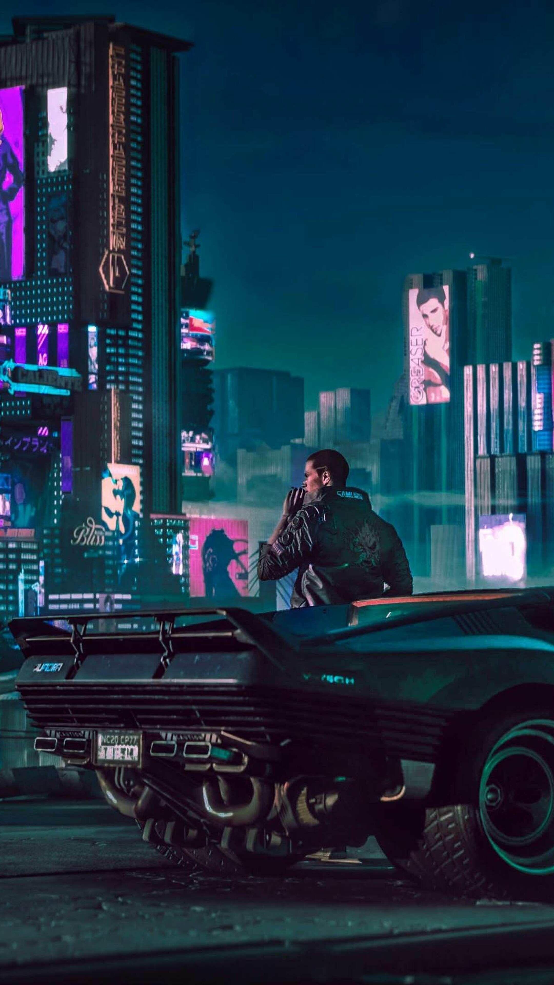 2018 Cyberpunk 2077 4k N6 2160x3840 Cyberpunk 2077 Cyberpunk Cyberpunk Aesthetic