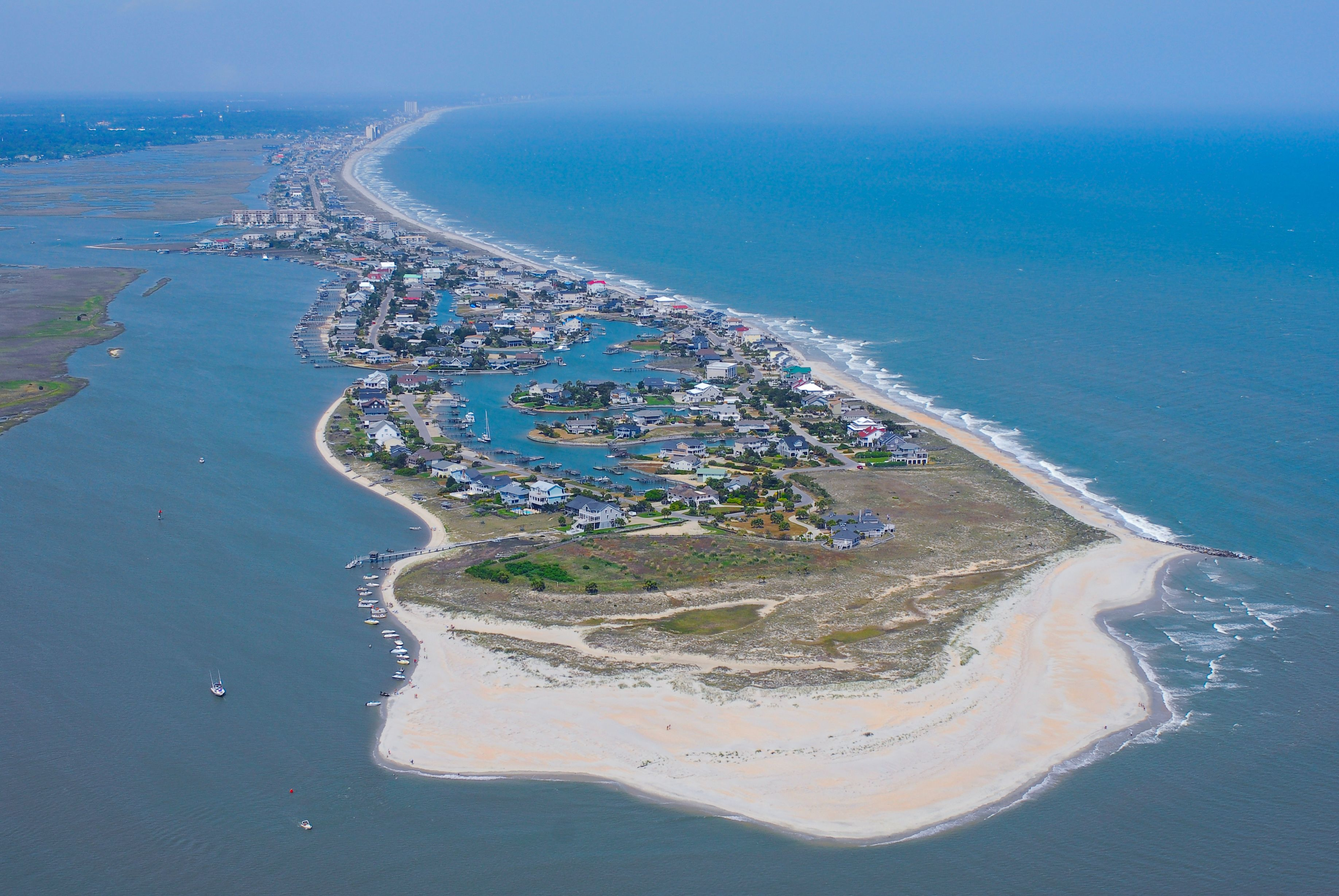 Aerial View Of Garden City Beach Sc With Images Garden City