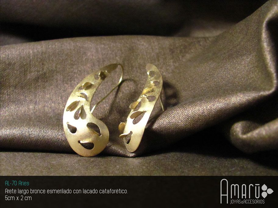 www.amarudiseno.com #Joyeria #Jewellry #Fashion #Moda #Precolombino #Handmade #hecho a mano #Earrings #Aretes #Aries