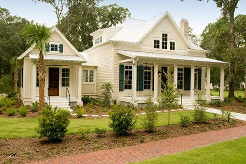 Palmetto Bluff Southern Living House Plans Southern House Plans
