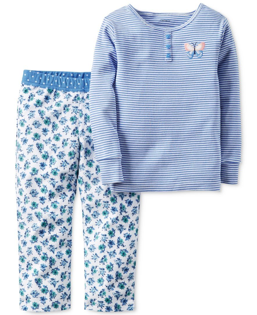 7871d46e2 Bedtime basics for baby get an adorable update with this two-piece ...