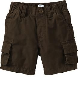 91595434bf22 Pull-On Cargo Shorts for Baby