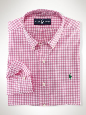 Baby Pink With White Line Mens Dress Shirt Buy Camisa De