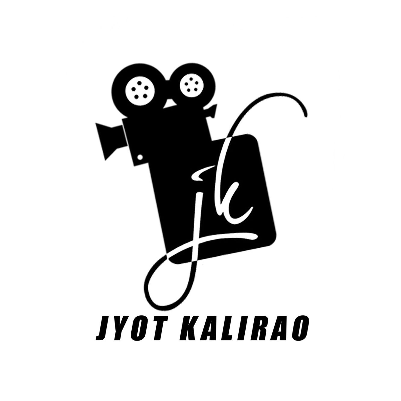 Jyot Kalirao Logo Music Video Director Cinematographer Film Maker Music Logo Graphic Design Services Logo Design