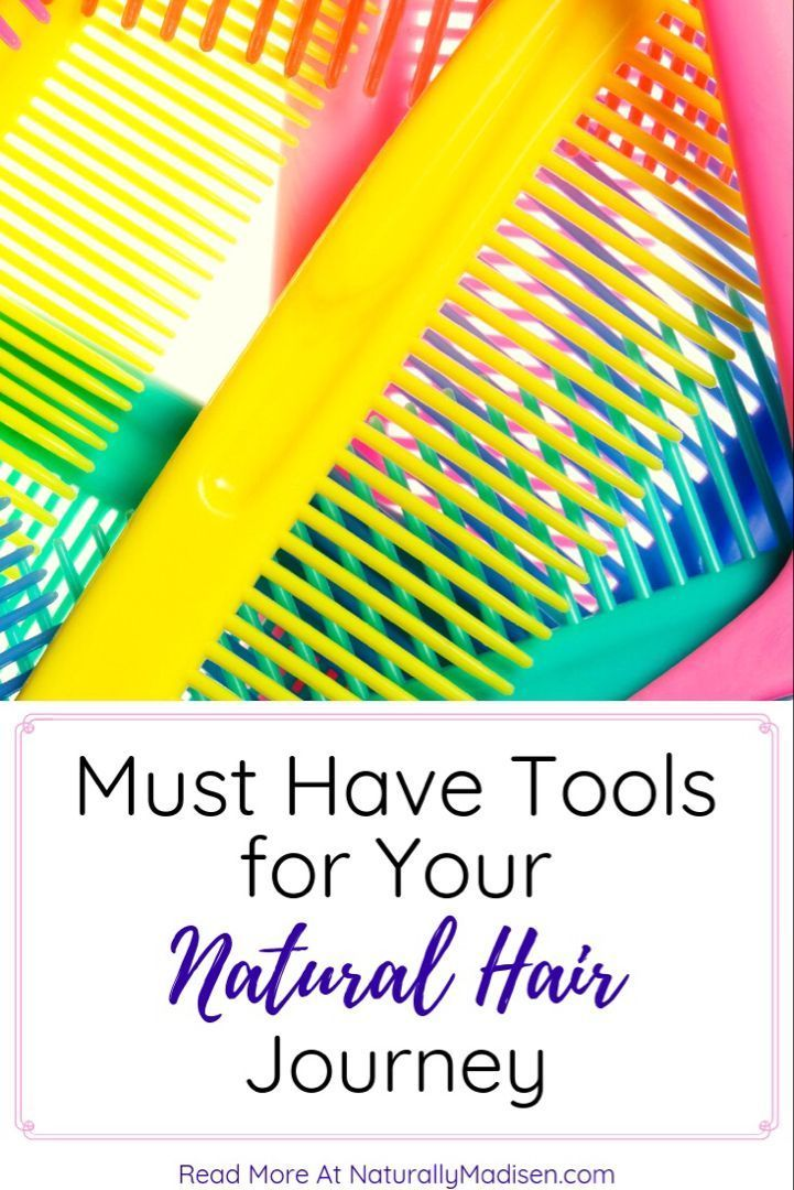 13 Must Have Tools for Your Natural Hair Journey #naturalhairjourney Do you need help finding the right tools to invest in for your natural hair journey? In this post, we discuss 13 must-have hair tools that will ensure maintaining your natural hair is easier and your wash days will be faster. #naturalhairjourney