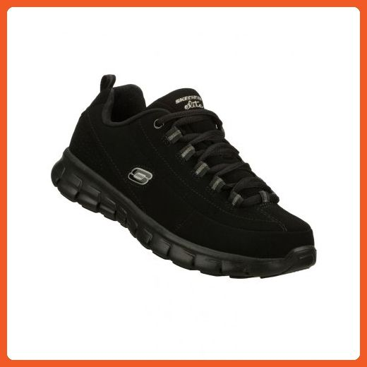 119cc3197f31c Skechers SK11717 / Womens Trainers (7 US) (Black) - Sneakers for ...