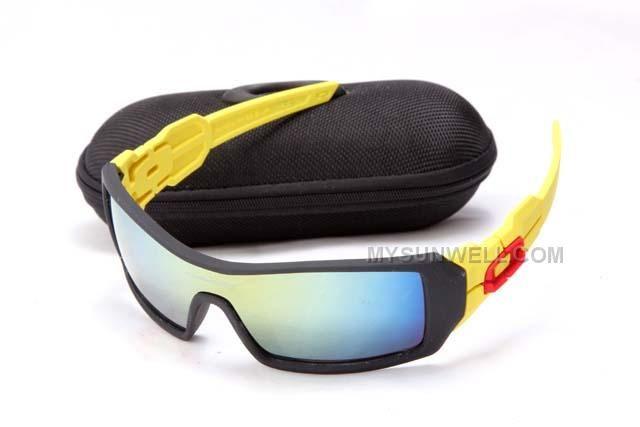 Oakley Oil Rig Sunglass Black Yellow Frame Yellow Blue Lens On Sale : Cheap Oakleys  Sunglasses,Discount Oakley Sunglasses,Oakley Sunglass Outlet, ...