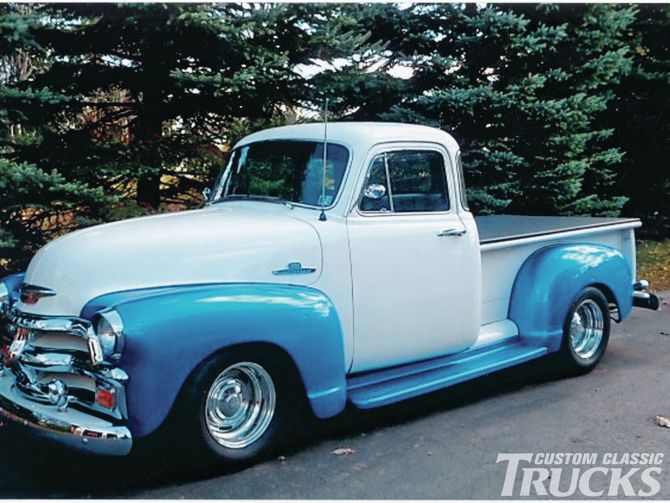 1955 First Series Chevy Gmc Pickup Truck Chevy Pickups Classic