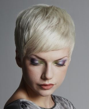 Aveda - short blonde straight hair styles FOR ALL HAIRSTYLE IDEAS ...