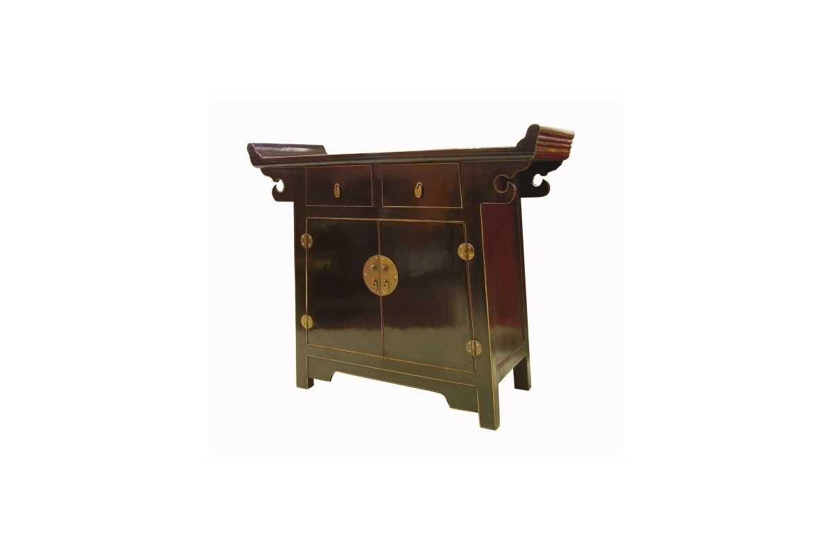 Meuble Pagode Meuble Chinois Meubles Asiatiques Pinterest  # Meuble Chinois Ancien Occasion