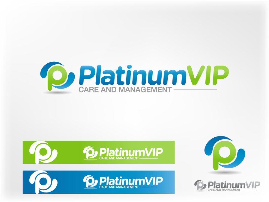 Help Platinum VIP Care and Management with a new logo by babakonda™