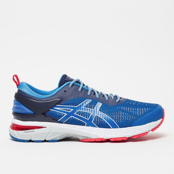 Asics Tigergel Kayano 25 X Mita Sneakers Trico Running Color Indigo Blue Directoire Blue Sneakers Sport Outfits Sport Fashion