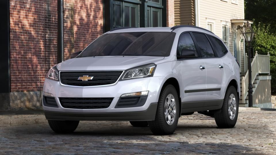 2014 Chevrolet Traverse this is the seven passenger