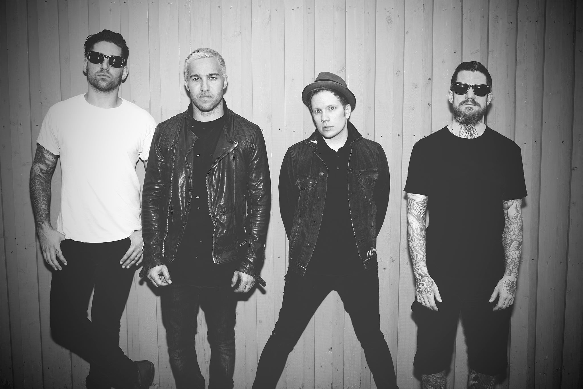 Full size fall out boy backround by Bruce Bishop (2016-04-24)