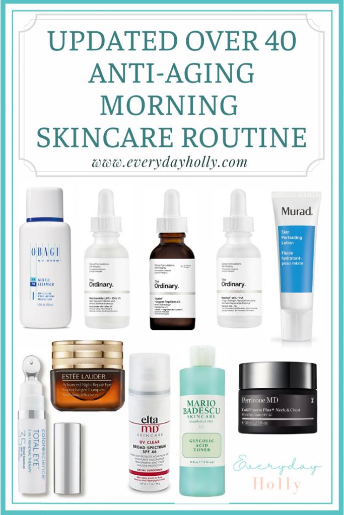 Best Anti Aging Skincare For 40s Pops Of Lovely Anti Aging Skincare Routine Skin Care Aging Skin Care