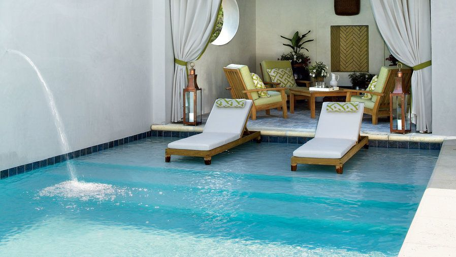 Total Immersion Beach House Room Pool Houses Malibu Beach House