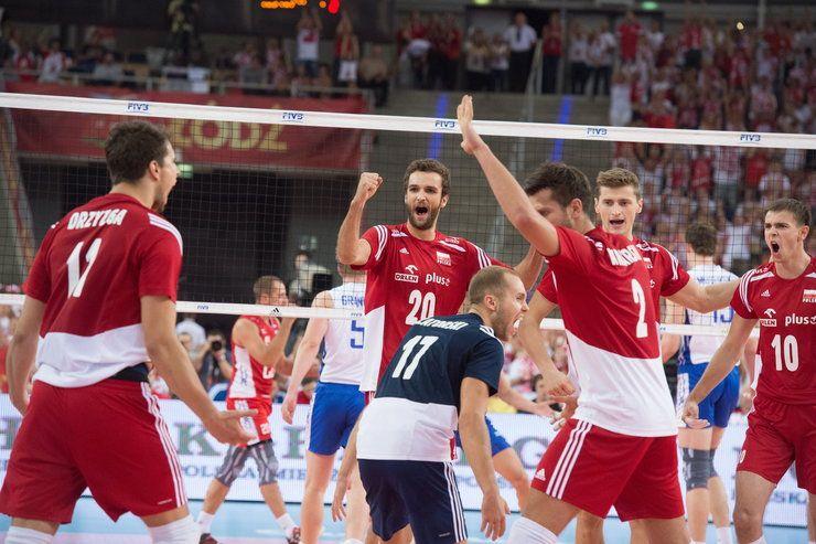 Ms Siatkarzy 2014 Polacy W Polfinale Rosja Jedzie Do Domu Sports Sports Jersey Basketball Court