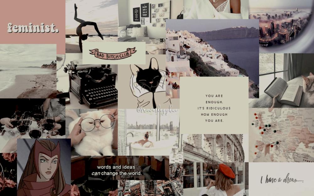 Aesthetic Collage Desktop Wallpaper Hd Google Search In 2020 Aesthetic Collage Aesthetic Wallpapers Free Collage