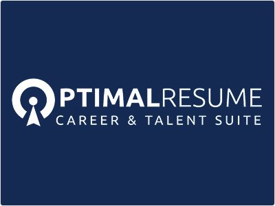 OptimalResume is a comprehensive, web-based program which allows - ou optimal resume