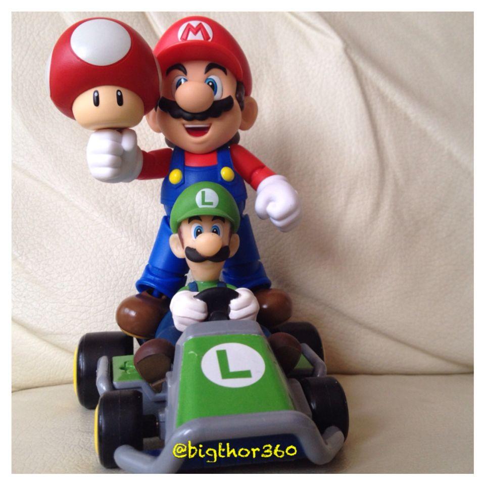 Donkey kong mario kart wii car tuning - Super Mario Kart Double Dash