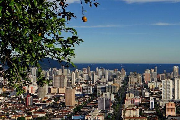 Melhor De Santos Cartao Postal Da Cidade De Santos Santos