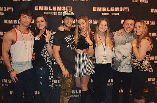This was my all time favorite meet and greet emblem3 pinterest this was my all time favorite meet and greet m4hsunfo