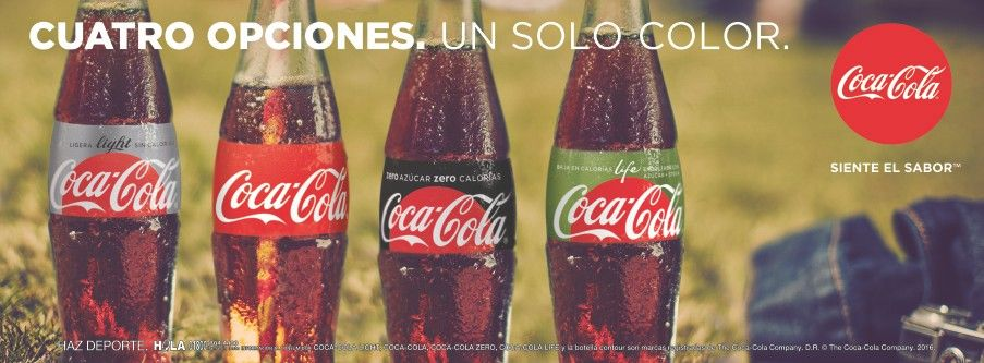 Publicidad Coca Cola Siente El Sabor Pin En No Name Jose Cuervo