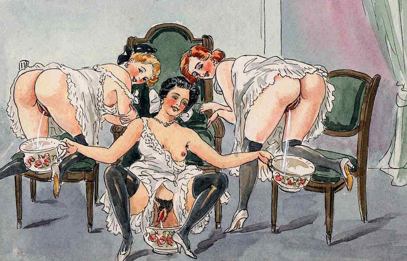 Original male nude art homoerotic sex art gay art painting by anton maliar