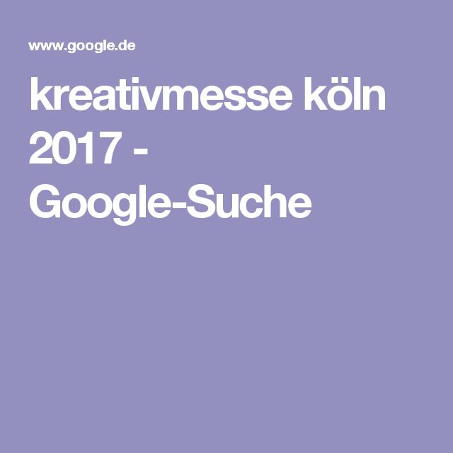 Kreativmesse Köln