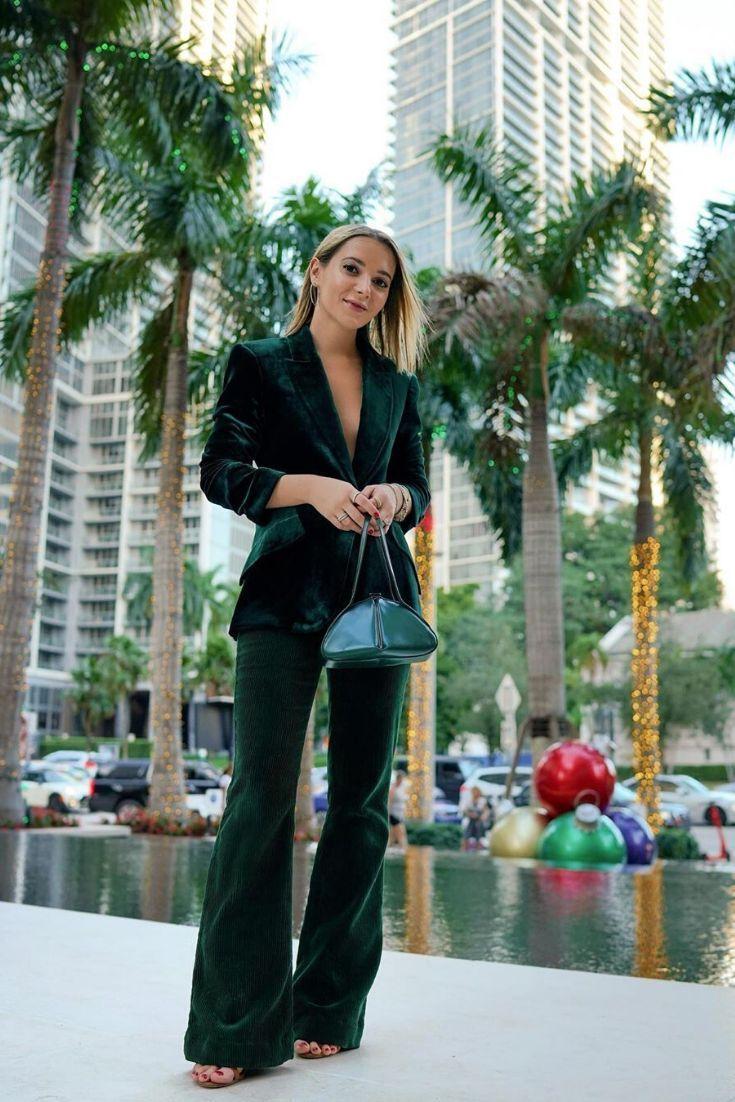 miami outfit ideas winter how to style velvet velvet