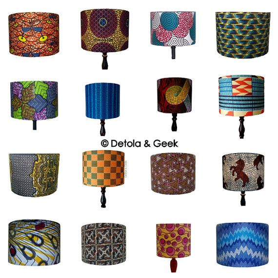 40cm Tapered Drum Lamp Shade Housewarming Wedding Ot Detolaandgeek Drum Lampshade Handmade Lampshades Pendant Lamp Shade