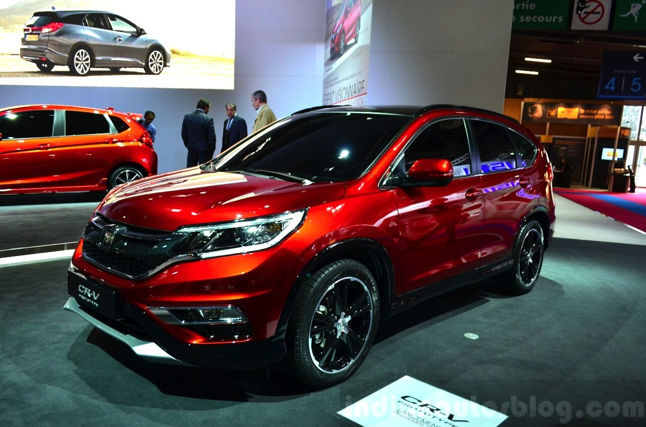 New honda crv 2018 exterior design vehiclesautos com pinterest honda crv honda and honda cr