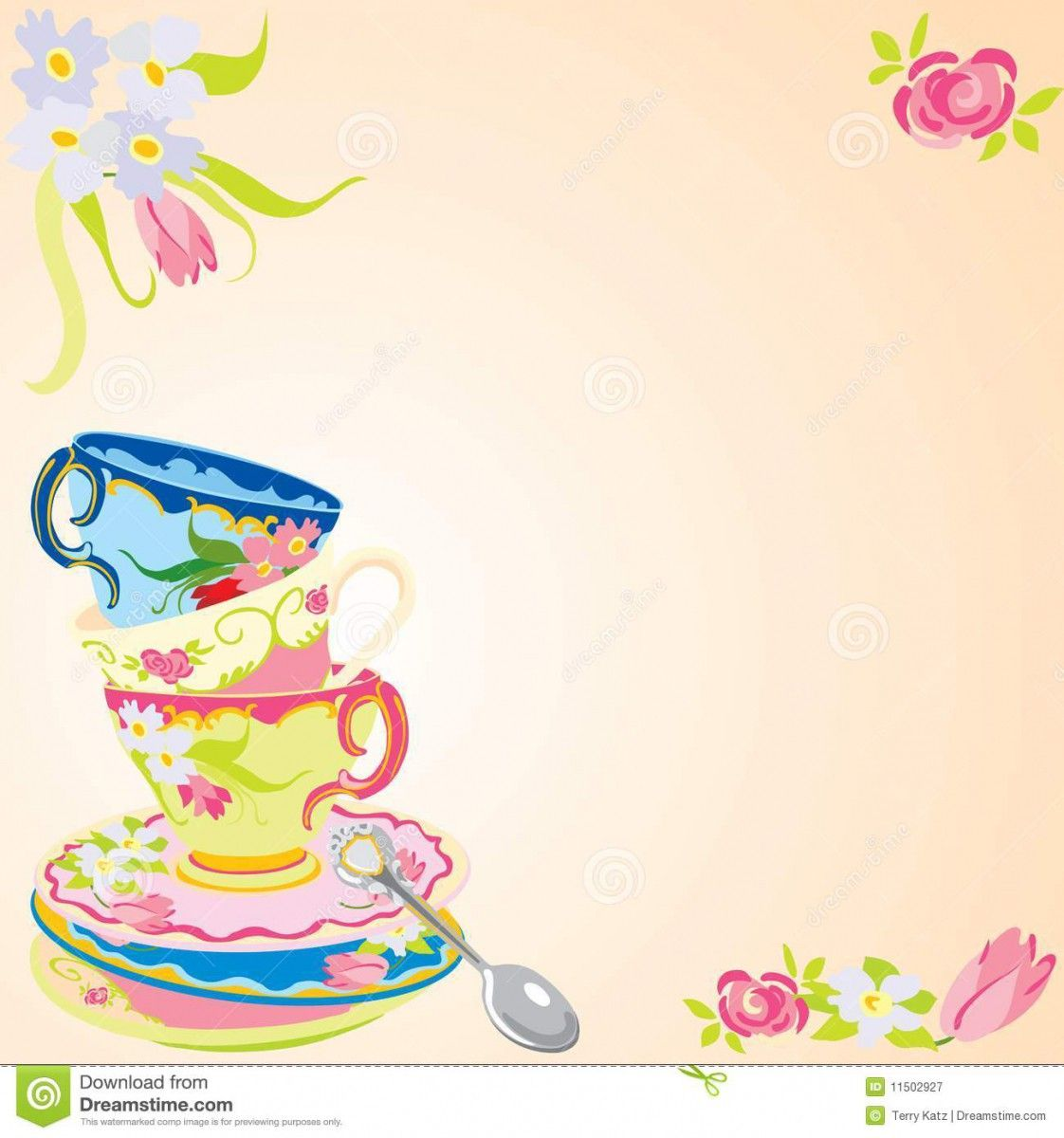 Free printable high tea party invitations tea party pinterest free printable high tea party invitations monicamarmolfo Image collections