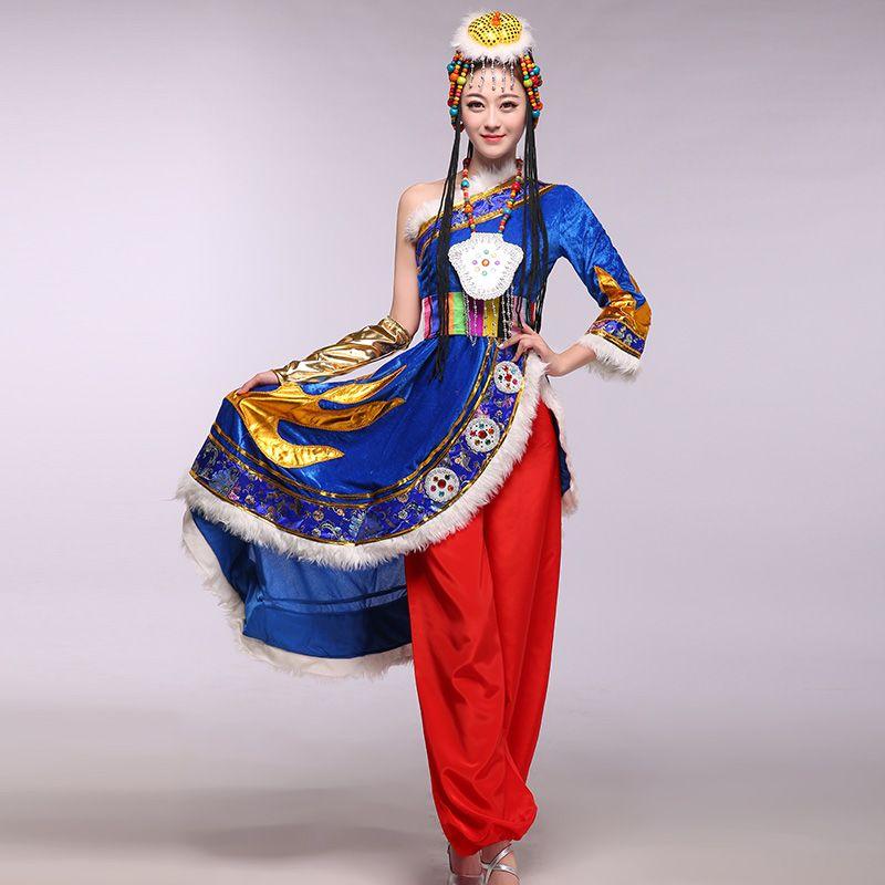 4a6a3f83f tibetan fashion - Google Search