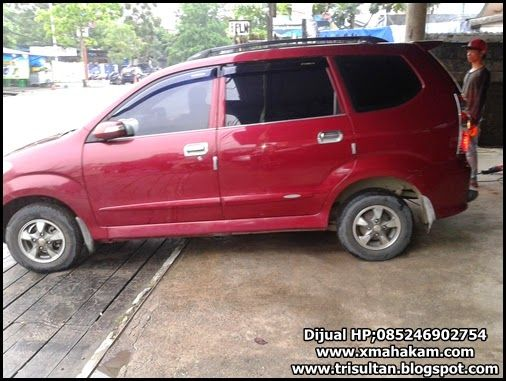 Iklan Bisnis Samarinda Dijual Daihatsu Xenia Li Family Tahun 2008 Manual Daihatsu Mobil Kalimantan