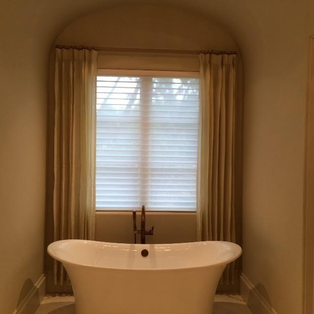 Bathroom Fixtures Grapevine Texas hunter douglas silhouette window shadings & custom drapery panels