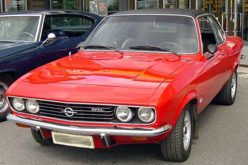 1982 Opel Monza Coupe 3 0 Gse Opel Manta Opel Manta B Automobil
