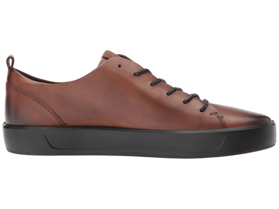 ECCO Soft 8 Street Low Men's Shoes Lion