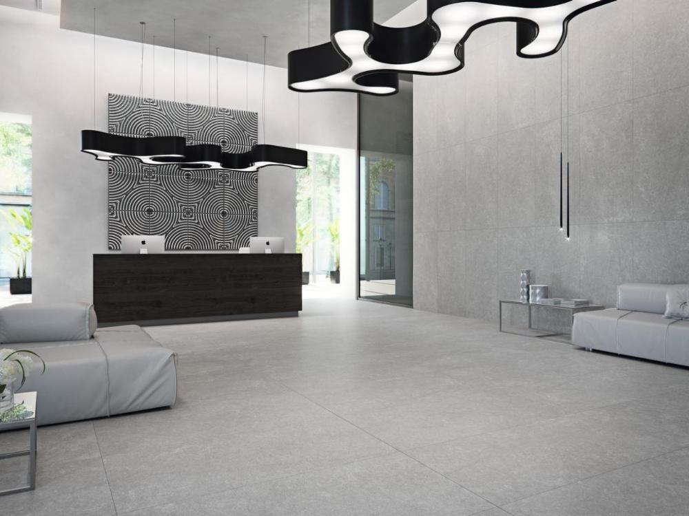 Un Carrelage Sol Effet Beton Pour Votre Interieur Et Exterieur Tanguy En 2020 Avec Images Carrelage Sol Carrelage Interieur