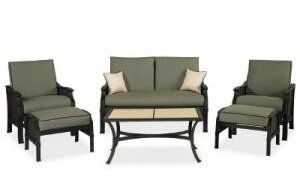 Lovely Hampton Bay Patio Furniture Replacement Cushions