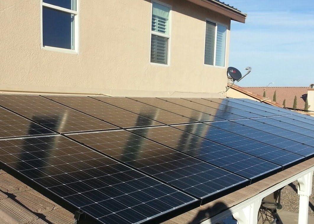 Delightful Solar Patio Covers | Mr Build Solar Panels Los Angeles