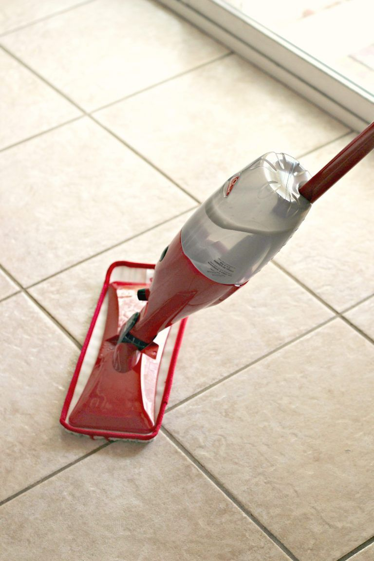 Mopping Solution 31 Days of Organizing and Cleaning