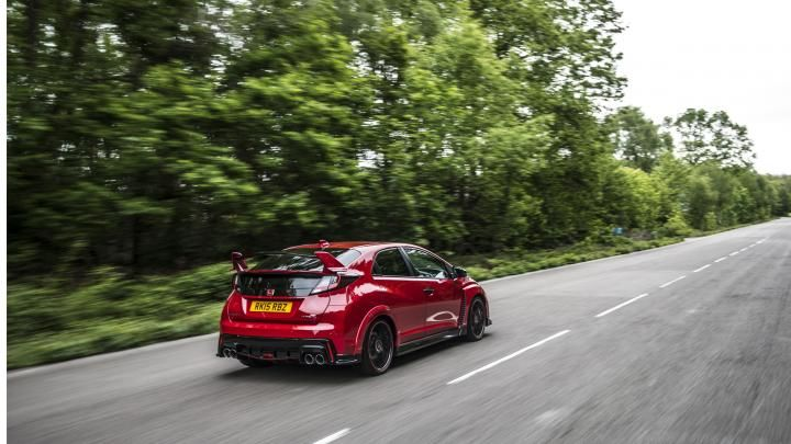 The Honda Civic Type R is more than a hot hatchback: it's one of a new generation of super-hot hatchbacks that includes the Volkswagen Golf R, Ford