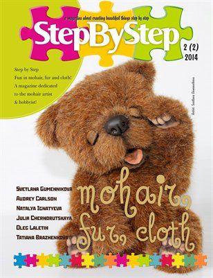 English Pretty Toys magazine: Step by Step №2, 2014 | Misie ...