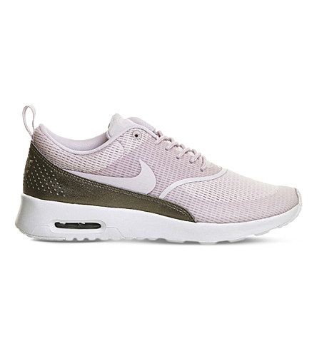 NIKE Air Max Thea Trainers. #nike #shoes #trainers