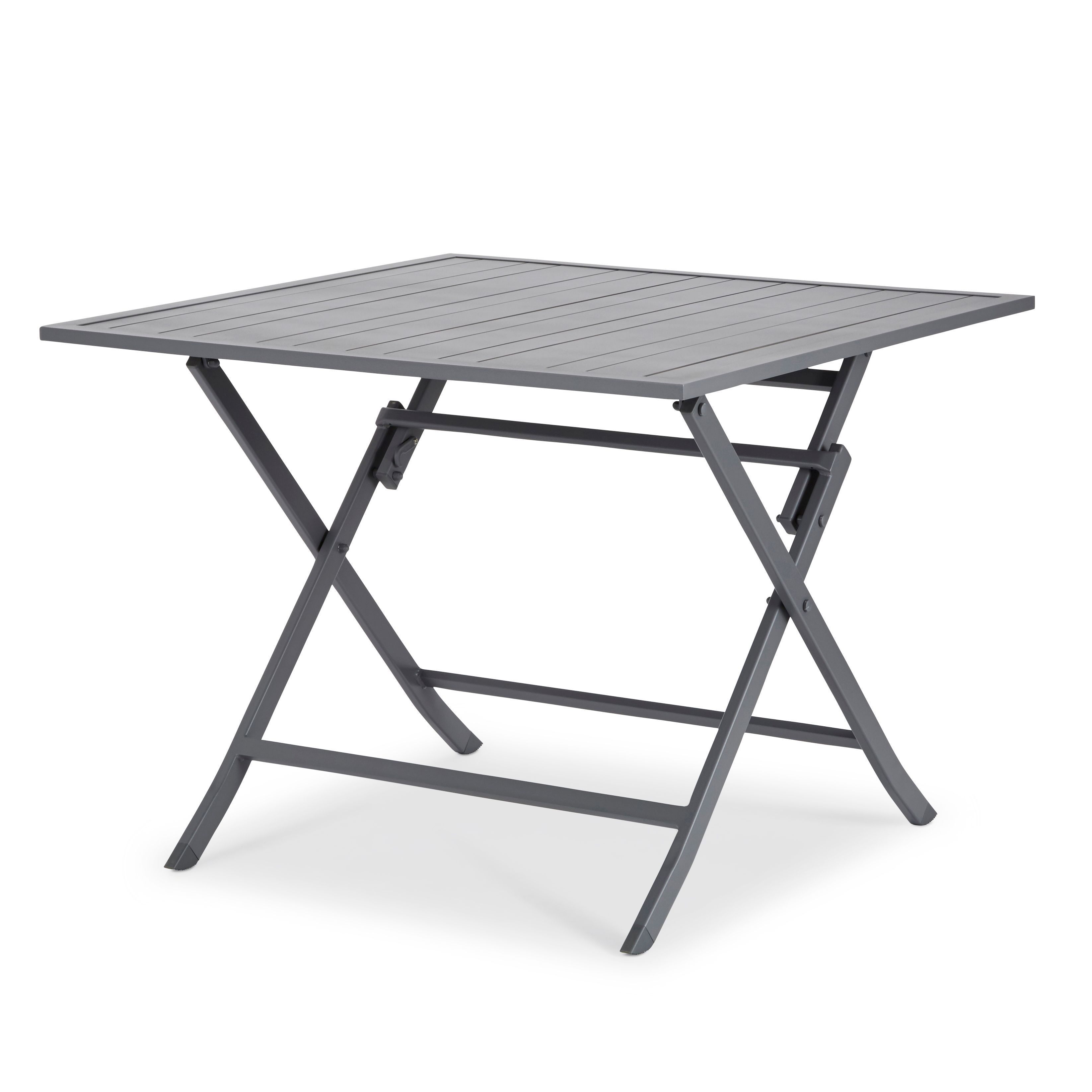 Batang Metal 4 Seater Dining Table