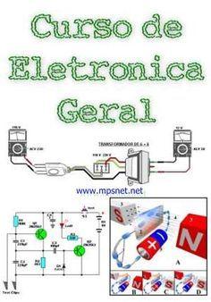 Pin De David Melendez Vargas Em Electronica Eletronica Basica