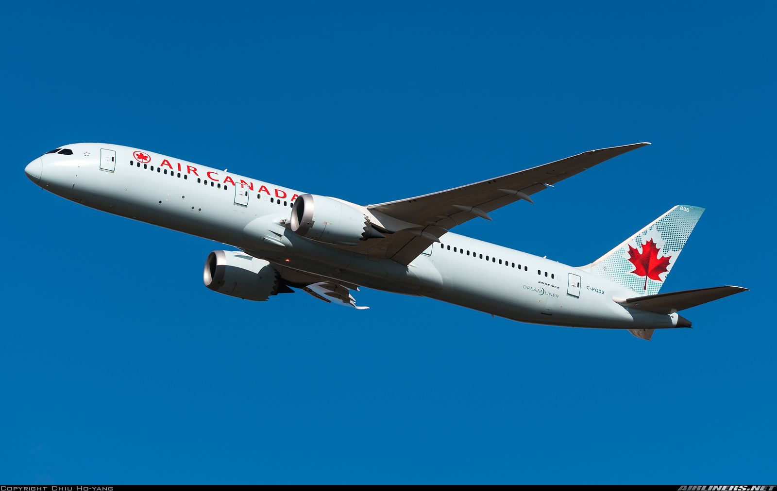 Boeing 787-9 Dreamliner - Air Canada | Aviation Photo #5028325 ...